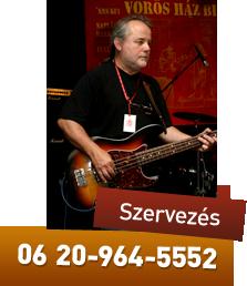 Szervezés - 06 20 964-5552